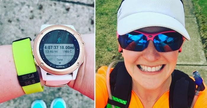 Heather Runs Thirteen Point One: peace of mind: wrist id