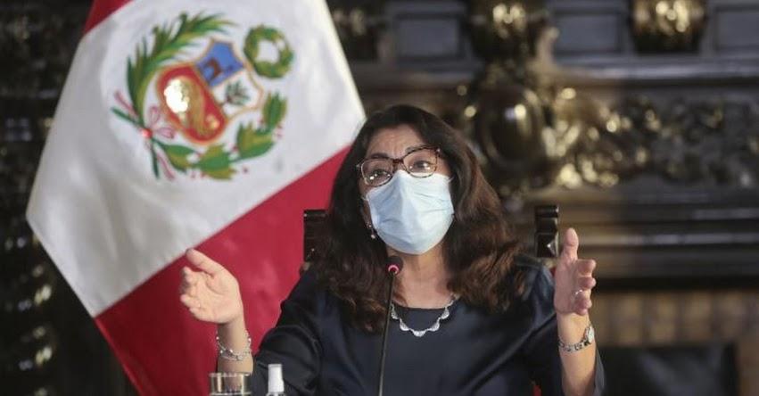 TOQUE DE QUEDA: Gobierno anuncia inmovilización social del 1 al 14 de marzo de 9 p.m. a 4 a.m. en las provincias de riesgo extremo