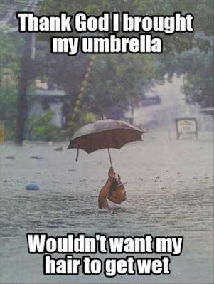 Funny Rain Day Memes, rainy day joke
