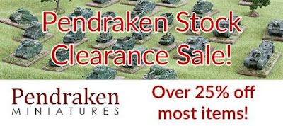Stock Clearance Sale from Pendraken Miniatures