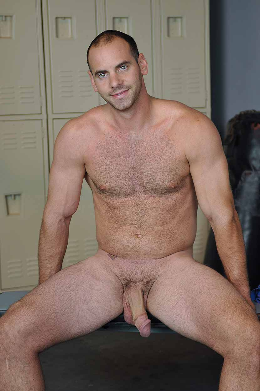 Nude Male Hairy