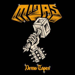 """Το τραγούδι των Midas """"White Wolf"""" από το album """"Demo Tapes"""""""