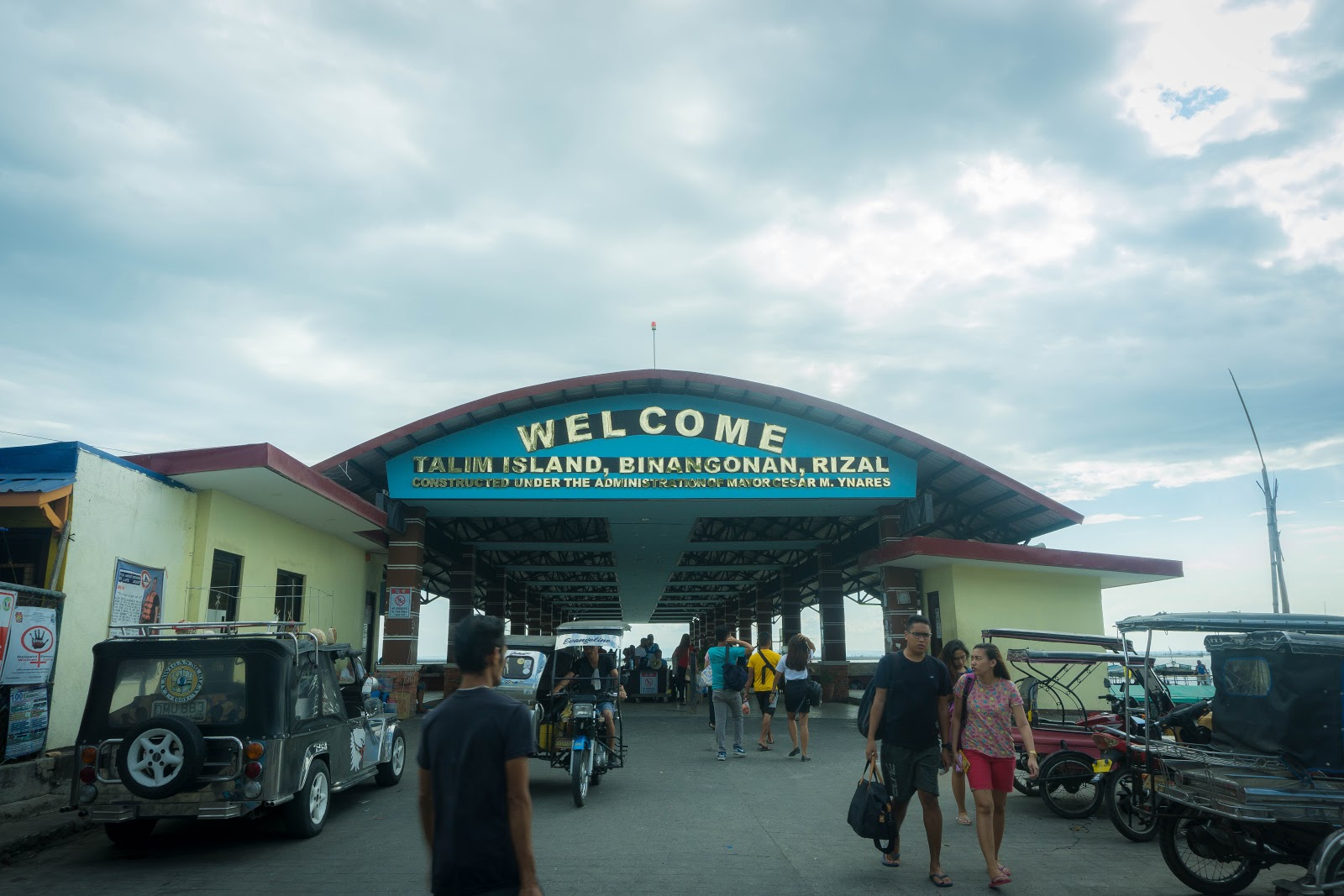 Binangonan Fish Port