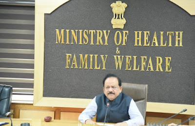 Health Ministry to launch a Jan Jagrukta Abhiyaan on Dengue and Malaria in New Delhi