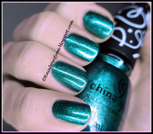 China Glaze: Brought To You By...