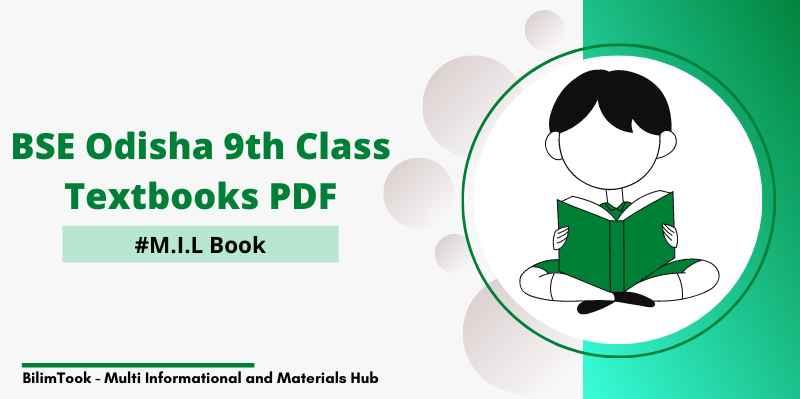 Odisha 9th class MIL book PDF Download