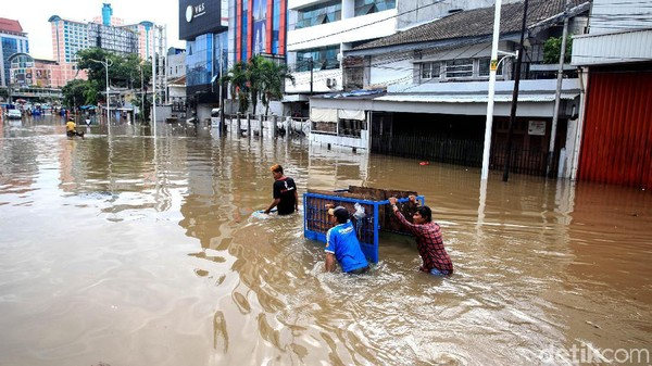 Habiburokhman Nilai Gugatan Warga Terdampak Banjir ke Anies Akan Sia-sia