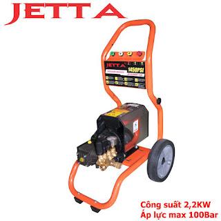 Máy rửa xe áp lực cao JETTA JET2200P-100