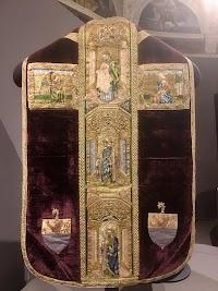 Three Vestments of Velvet from Italy