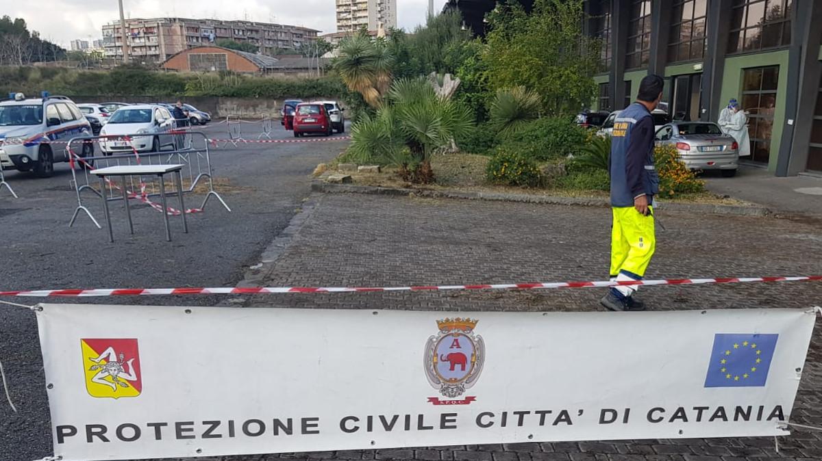 Drive in riservati agli alunni di Catania