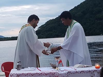 Paróquia de Cananéia recebe Missão Sem Fronteiras
