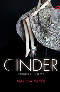 Libro Cinder, de Marissa Meyer - Cine de Escritor
