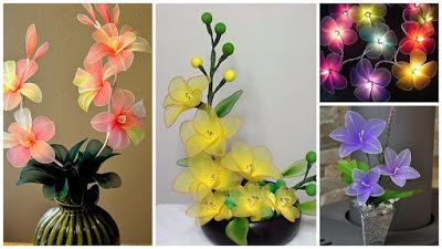 arreglo-floral-alambre-medias-nylon