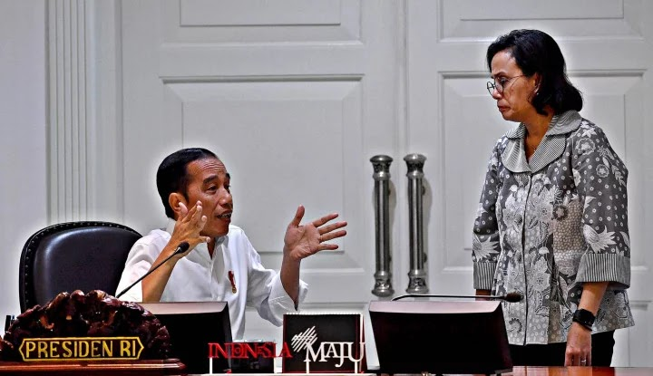 Sri Mulyani: Sulit Bangkitkan Investasi, Jokowi Gak Realistis?