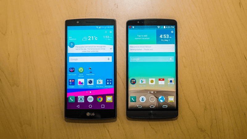 smartphone flagship lg terbaru