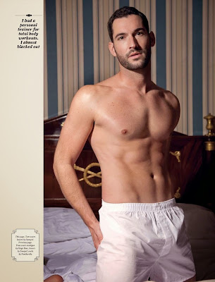 Tom Ellis undies