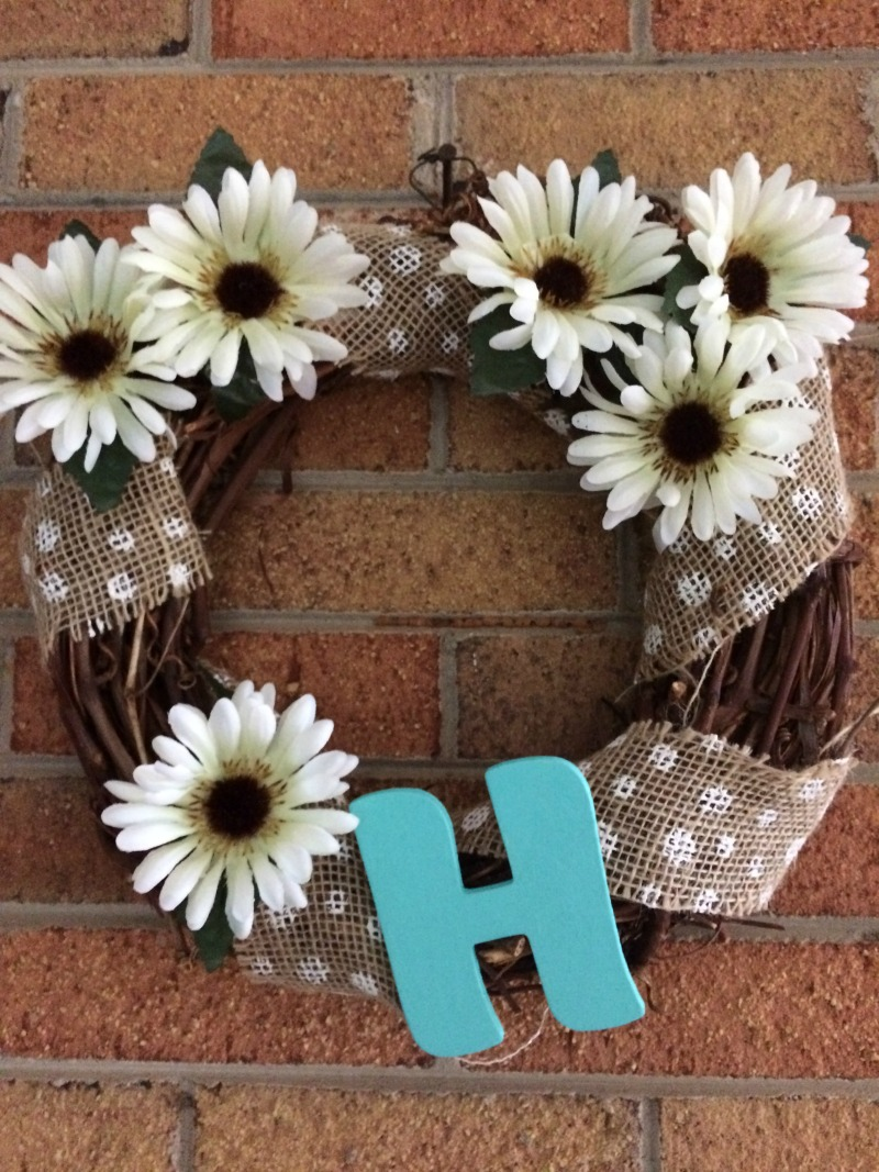Real Girl S Realm Easy Summer Grapevine Wreath