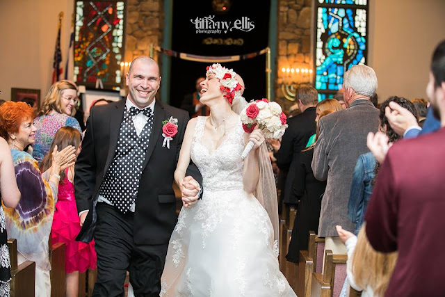she marries the love of her life despite cancer