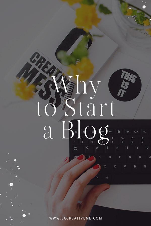 Γιατί να ξεκινήσεις ένα blog