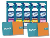 Logo Quasar Ti Premia con 600 buoni spesa Tigotà da 25€ ( sfoglia il volantino)