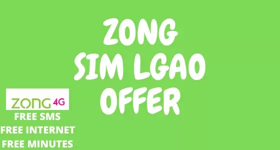 Zong Sim Lagao Offer | zong Slo offer code Newsonhy
