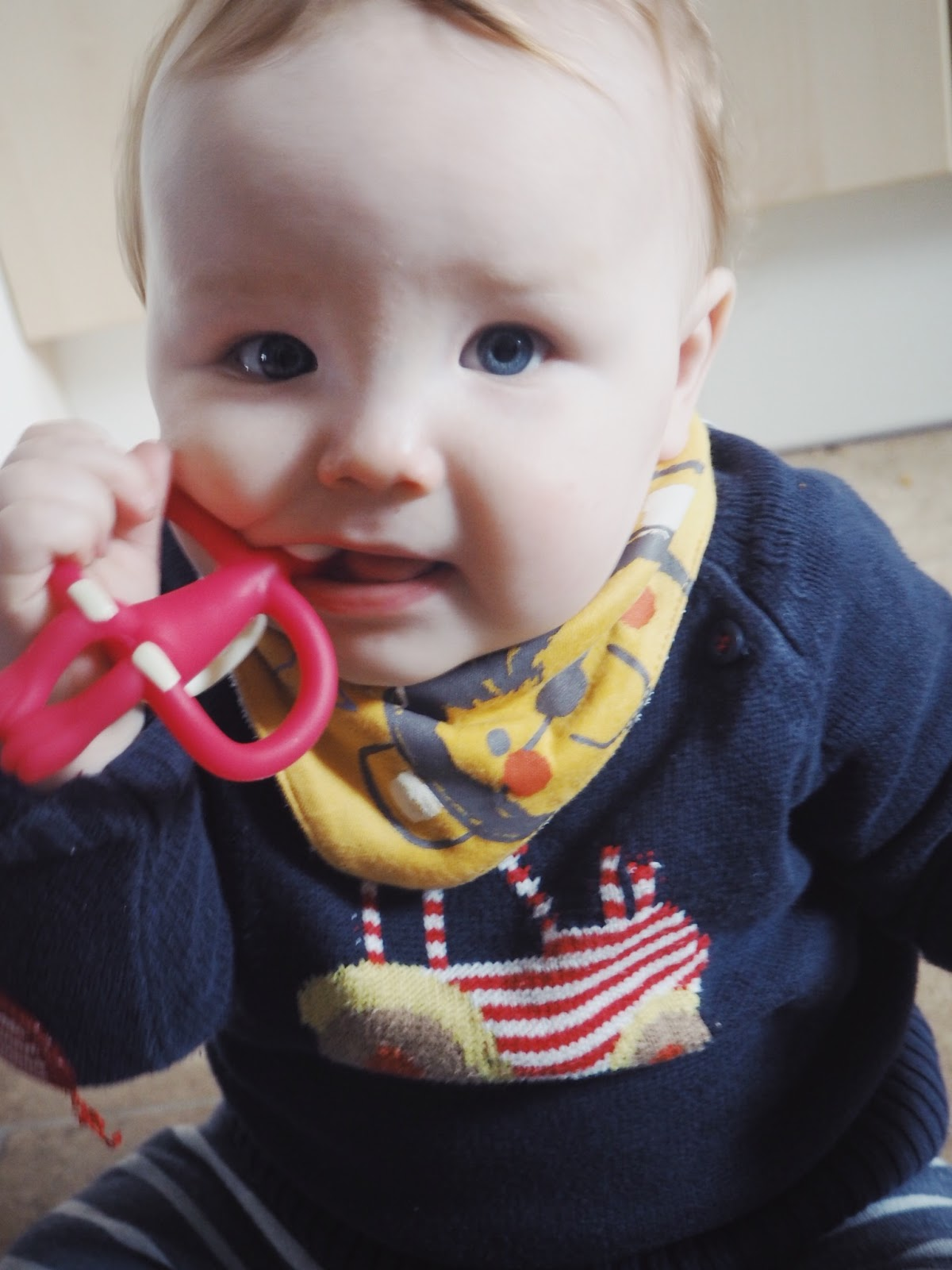 TOP TEETHING TIPS | Love, Maisie | www.lovemaisie.com