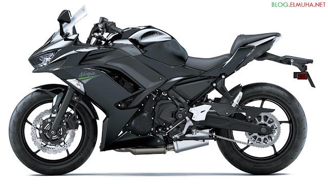 Kawasaki Ninja 650 2020 black