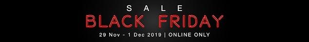 Sale Sempena Cyber Monday Dan Black Friday Tahun 2020