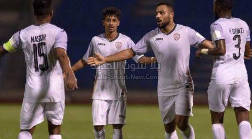 الشباب يحقق فوز كاسح على الشرطة بسداسية في ذهاب ربع نهائي البطولة العربية للأندية