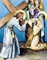 Carrying the cross