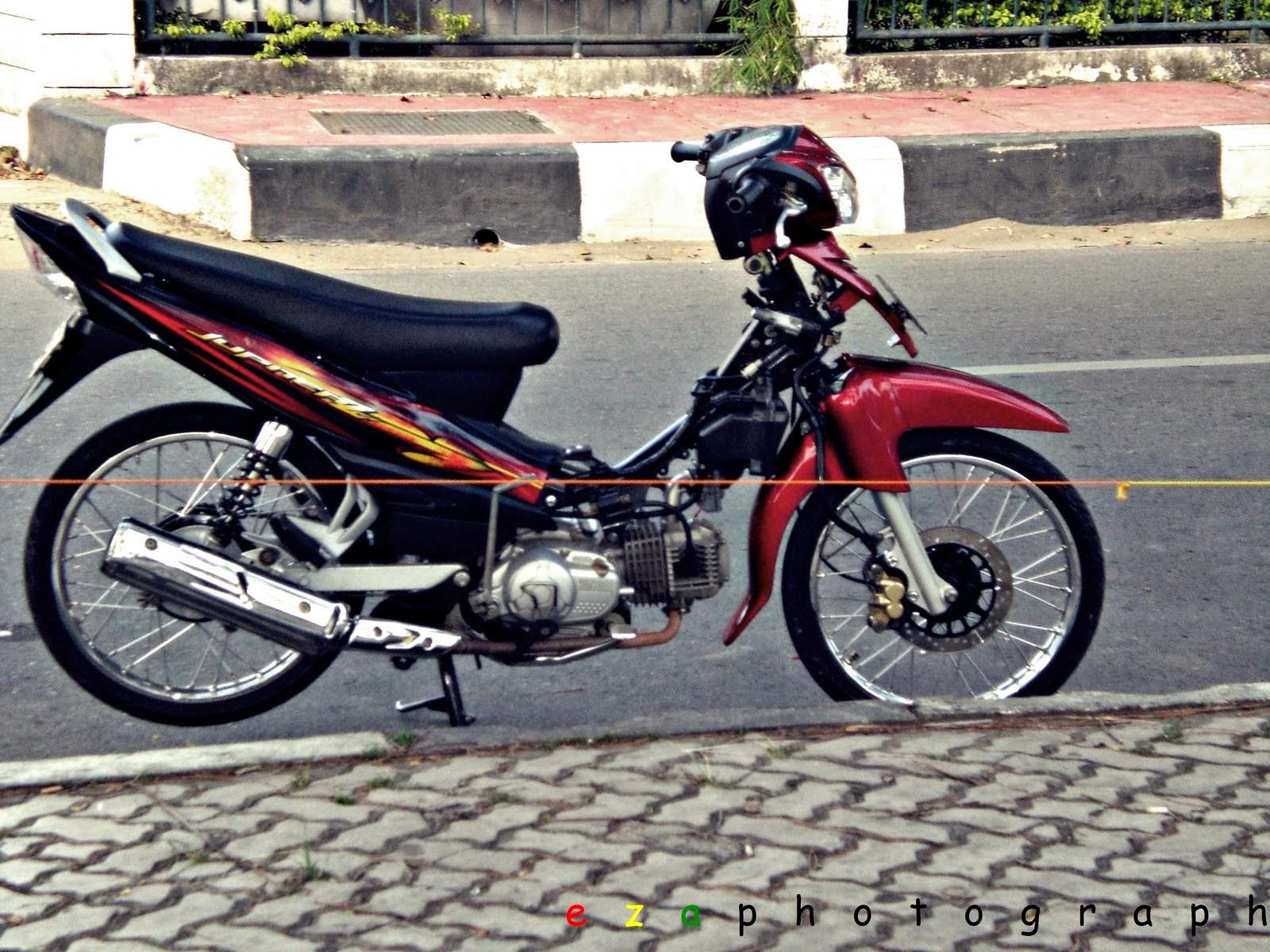 82 Modifikasi Motor Yamaha Jupiter Z Burhan Terbaru Dan