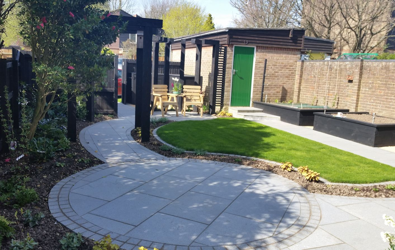 A Life Designing: Small Garden Design Bracknell, Berkshire