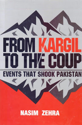 From Kargil to the Coup Events that Shook Pakistan pdf download by Naseem Zehra