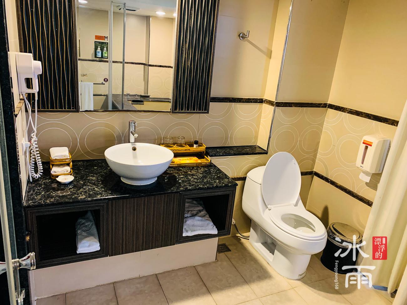 川湯春天溫泉飯店德陽館|廁所設備