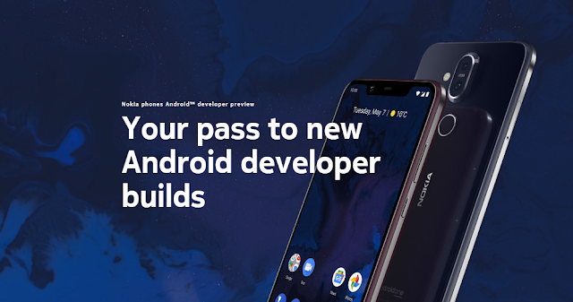 Nokia 8.1 Android Q Developer Preview Beta 5