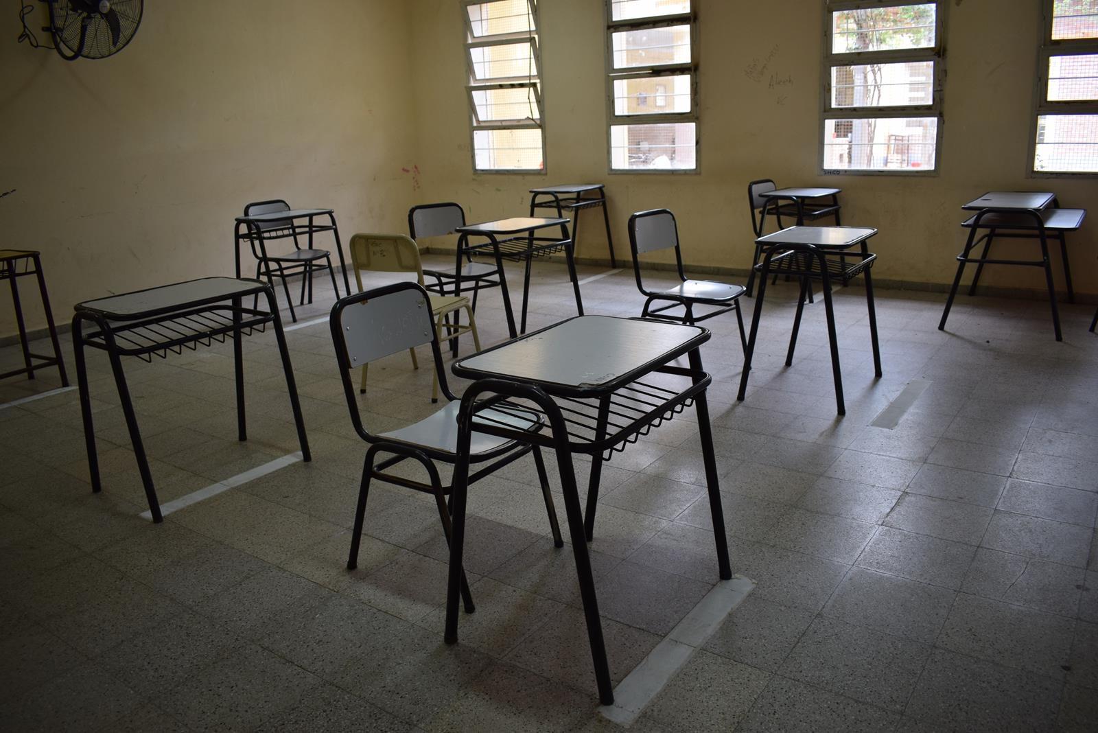 La Justicia Federal ordenó suspender las clases presenciales en CABA hasta que defina la Corte Suprema