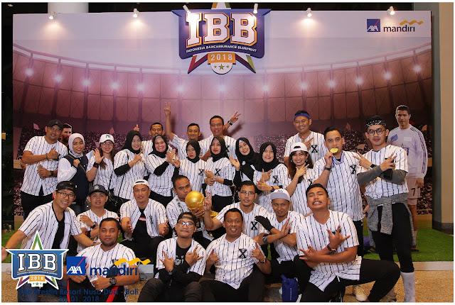IBB Axa Mandiri @Westin Nusa Dua 20012018