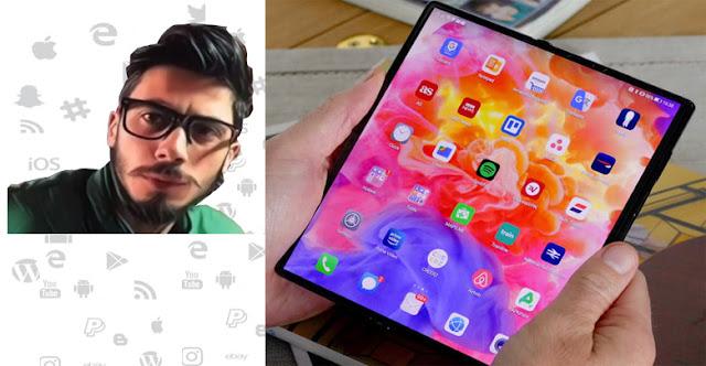 مراجعة هاتف Huawei Mate Xs القابل للطي