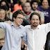 """Carta abierta de Íñigo Errejón: """"Con Pablo Iglesias hombro con hombro"""""""