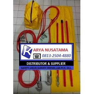 Jual Alat Listrik Newpath Ground Stick 150kv di palangkaraya