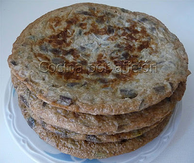 timbal de tortillas