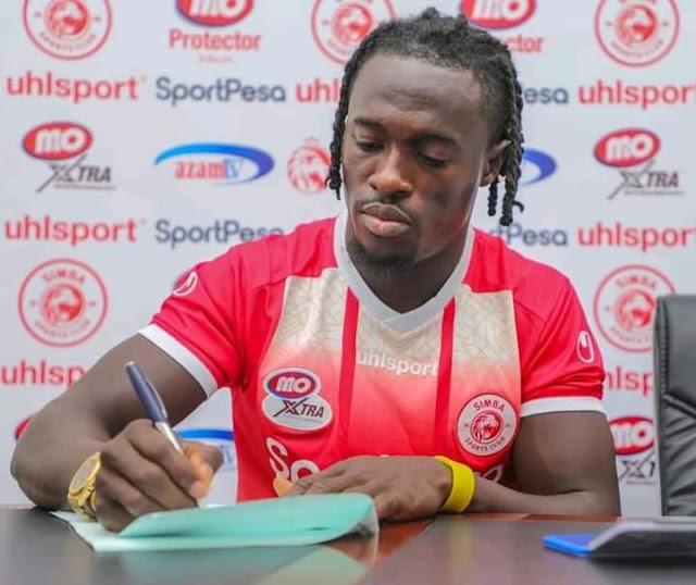 Tanzania Club complete Lokosa signing