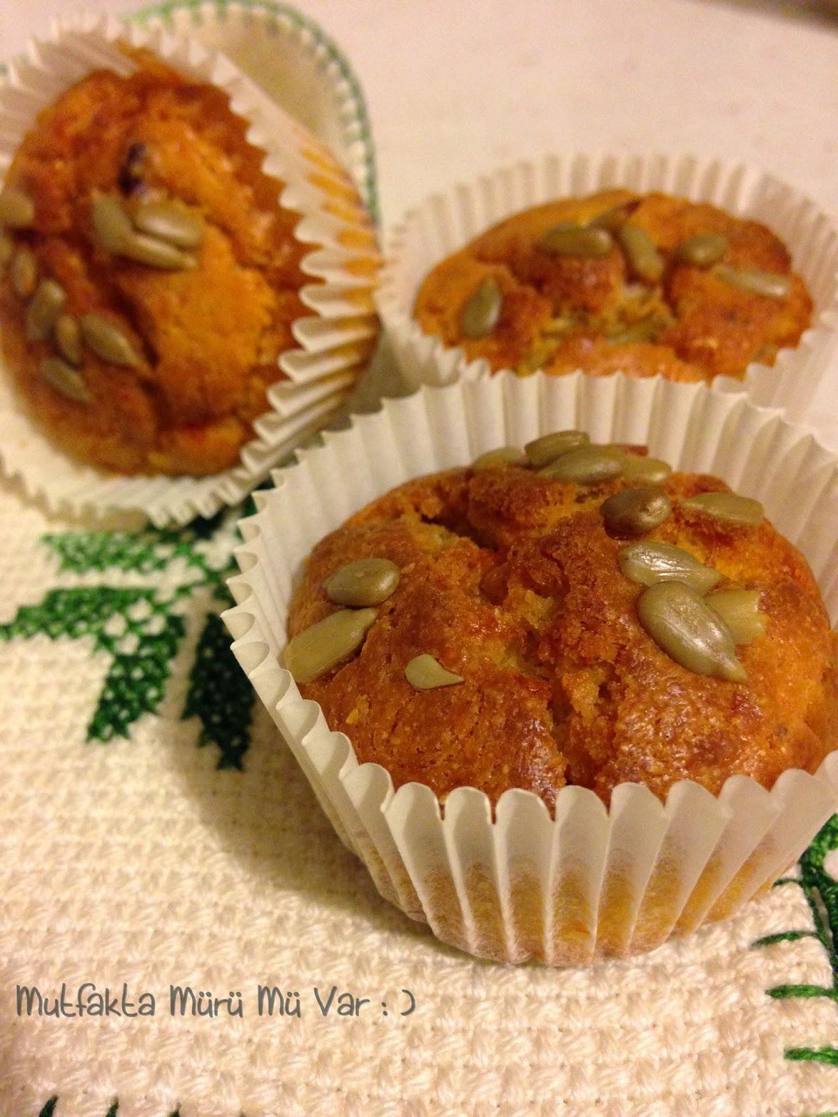 Mısır Unlu Muffin
