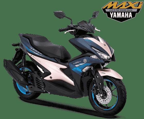 Ukuran Roller Standar Yamaha Aerox 155