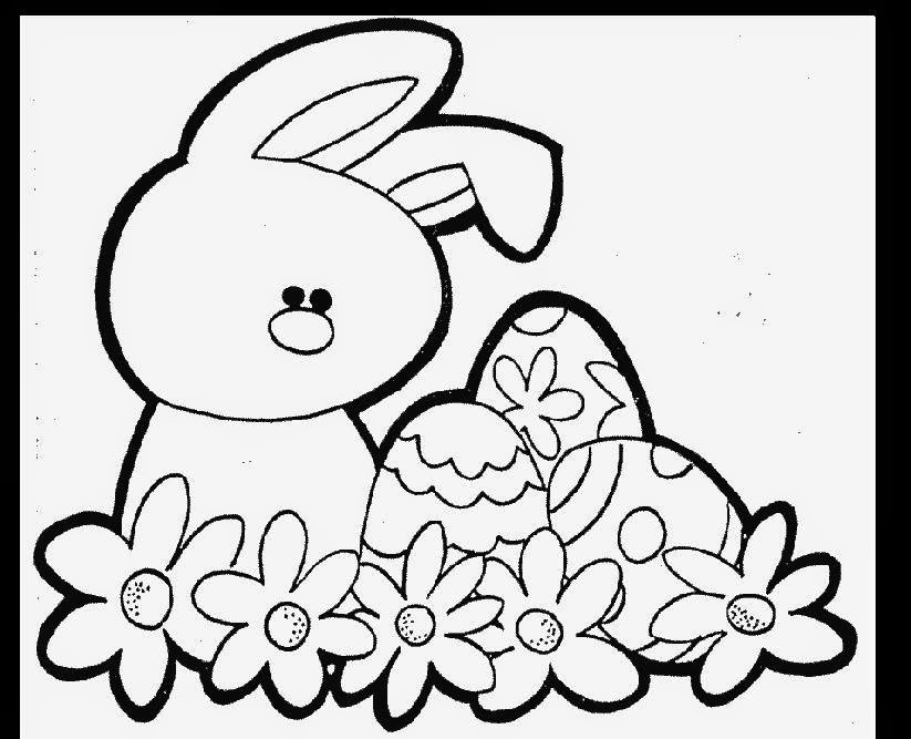 spring coloring pages 2014 - photo#7