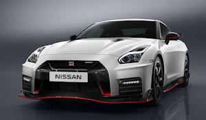 Efsane Süper Araba Nissan 2017 GT-R Nismo Tanıtıldı