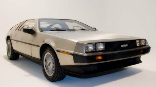 2017 DeLorean DMC-12 Redesign