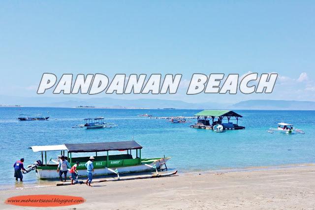 Lombok -  Pandanan Beach | www.meheartseoul.blogspot.com