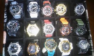 f157d231347 Relógios Casio Analógico Digital G-Shock