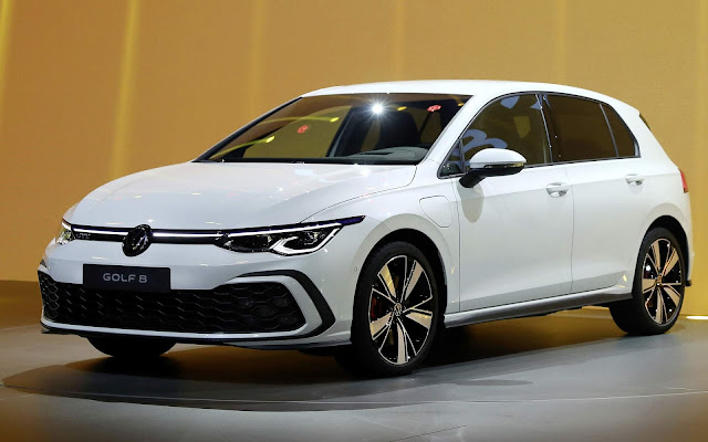 2020 VW Golf GTE